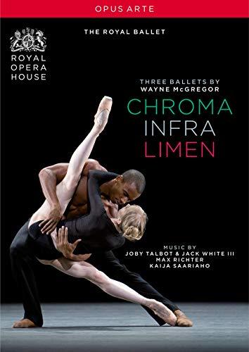 McGregor: Three Ballets (Chroma / Infra / Limen)