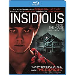 Insidious [Blu-ray]