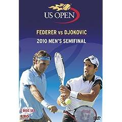 Federer vs. Djokovic: 2010 US Open Men's Semi-Final