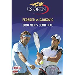 Federer vs. Djokovic: 2010 US Open Men's Semi-Final