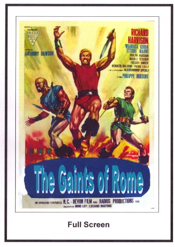 The Giants Of Rome 1963