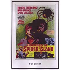 Horror of Spider Island 1960