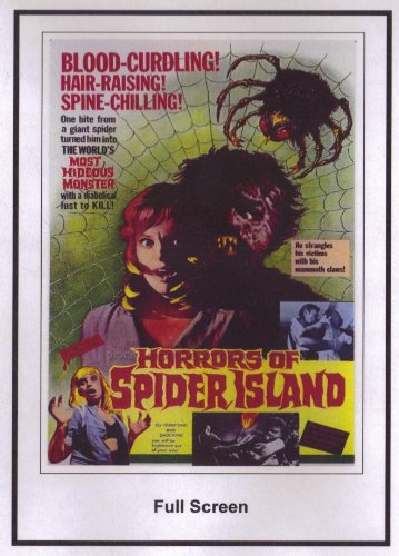 Horror of Spider Island 1960