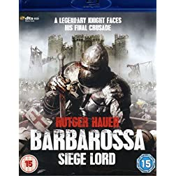 Barbarossa Seige Lord [Blu-ray]