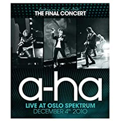 Ending on a High Note: Final Concert [Blu-ray]