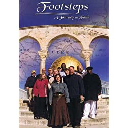 Footsteps: A Journey In Faith