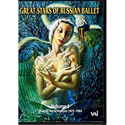 Great Stars of Russian Ballet 1