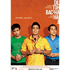 Dil Toh Baccha Hai Ji (Madhur Bhandharkar New Hindi Comedy Film / Bollywood Movie / Indian Cinema DVD)
