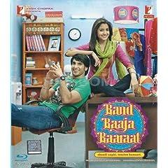 Band Baaja Baaraat (New Comedy Hindi Film / Bollywood Movie / Indian Cinema Blu-ray Disc)