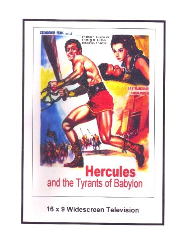 Hercules and the Tyrants of babylon 1964