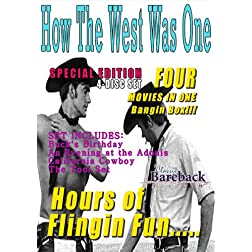 How The West Was One (4 Disc Set)