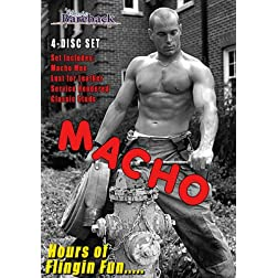 Macho (4 Disc Set)