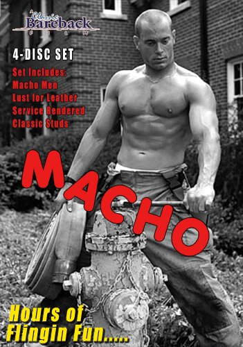 Macho (4 Disc Set)