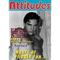 Attitudes (4-Disc Set)