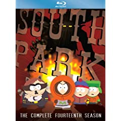 South Park: Complete Fourteenth Season [Blu-ray]