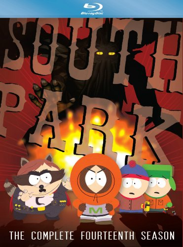 South Park: Complete Fourteenth Season [Blu-ray]
