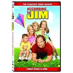 According to Jim: The Complete Third Season