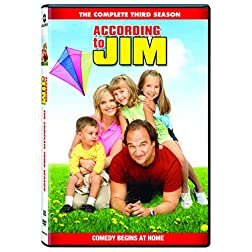 According to Jim: The Complete Third Season