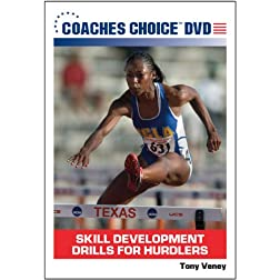 Skill Development Drills for Hurdlers