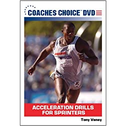 Acceleration Drills for Sprinters