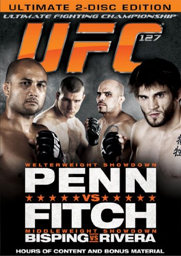 UFC 127: Penn vs. Fitch