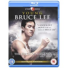 Young Bruce Lee [Blu-ray]