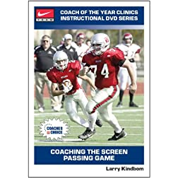 Coaching the Screen Passing Game