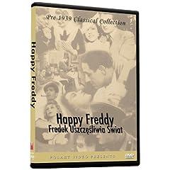 Happy Freddy - Fredek Uszczesliwia Swiat DVD