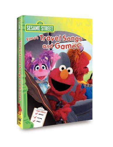 Elmo's Travel Songs & Games
