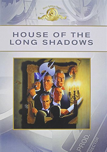 Mod-House of Long Shadows   DVD   Non Returnable