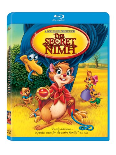 The Secret of NIMH [Blu-ray]