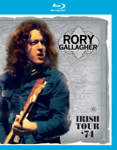 Rory Gallagher: Irish Tour '74 [Blu-ray]