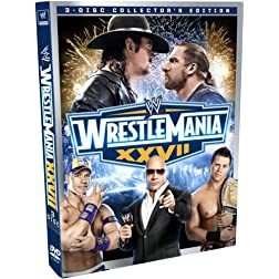 WWE: WrestleMania 27 (Collector's Edition)