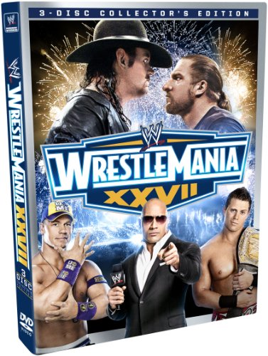 WWE: WrestleMania 27 (Collector's Edition)
