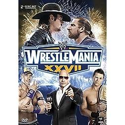 WWE: WrestleMania 27