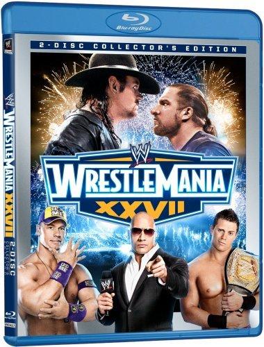 WWE: WrestleMania 27 [Blu-ray]