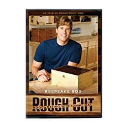 Rough Cut - Woodworking With Tommy Mac: Keepsake