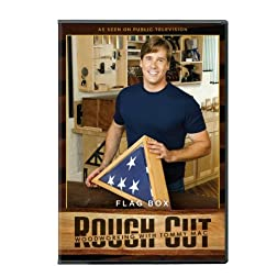 Rough Cut - Woodworking With Tommy Mac: Flag Box