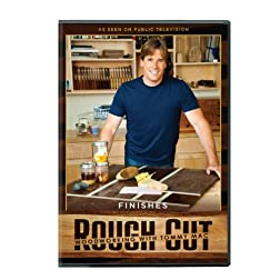 Rough Cut - Woodworking With Tommy Mac: Finishes