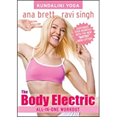Kundalini Yoga The Body Electric All-In-One Workout with Ana Brett & Ravi Singh (ALL LEVELS)