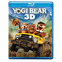Yogi Bear (Three-Disc Combo: Blu-ray 3D / Blu-ray / DVD / Digital Copy)