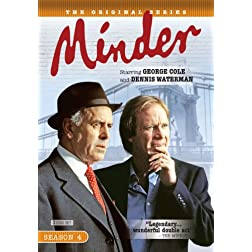 Minder - Season Four