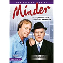 Minder - Season Five