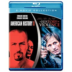 American History X / A History of Violence [Blu-ray]
