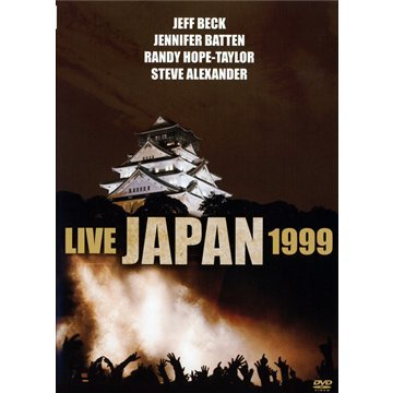 Jennifer Batten/Jeff Beck/Randy Hope/Steve Alexander - Japan 1999