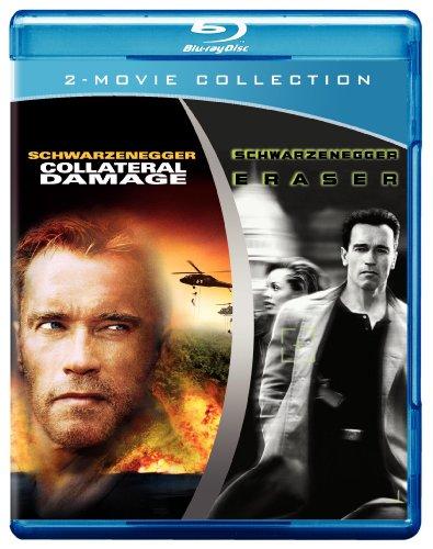 Collateral Damage / Eraser [Blu-ray]