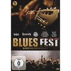 Blues Fest Vol.1 - Nazareth/yardbirds/ten Years After