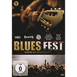 Blues Fest Vol.1 - Nazareth/yardbirds/ten Years After