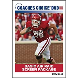 Basic Air Raid Screen Package