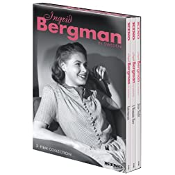 Ingrid Bergman: 3-Film Collection [Intermezzo, A Womans Face, June Night]